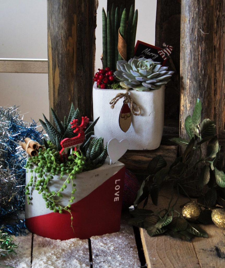 Idea green per Natale